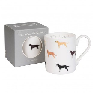 Sophie Allport Fab Lab Mugs The Labrador Lifeline Trust